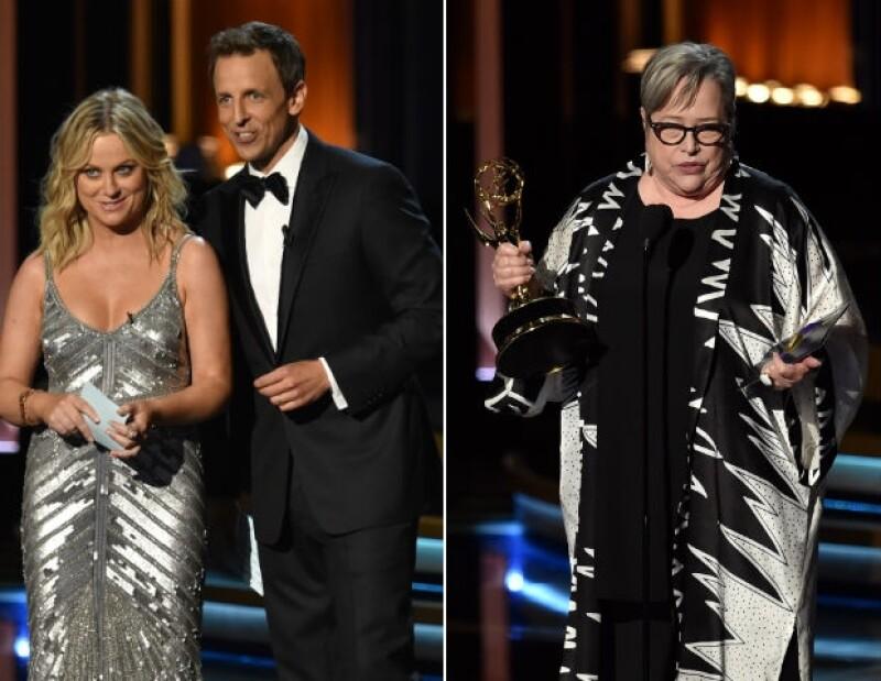 De Julia Louis-Dreyfus a Bryan Cranston, este lunes se llenó de personalidades en la premiación por excelencia a lo mejor de la televisión.