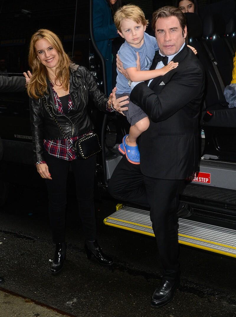 Tras la tragedia que vivió, Kelly dijo que fue un milagro la llegada de su tercer hijo.