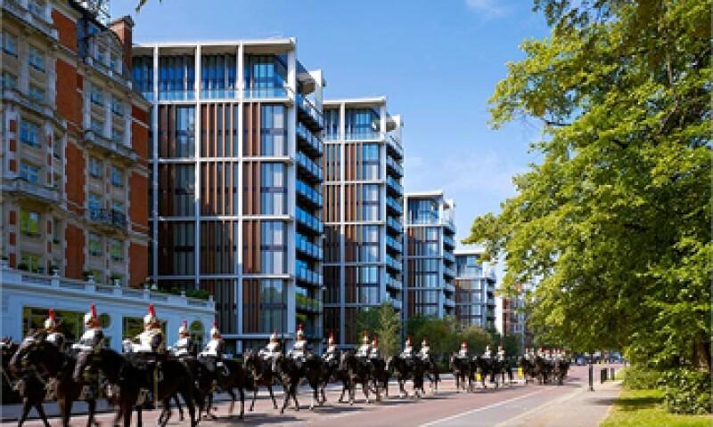 El aumento de precios de los bienes raíces en la capital inglesa incrementa la posibilidad de una burbuja financiera. (Foto: CNNMoney )