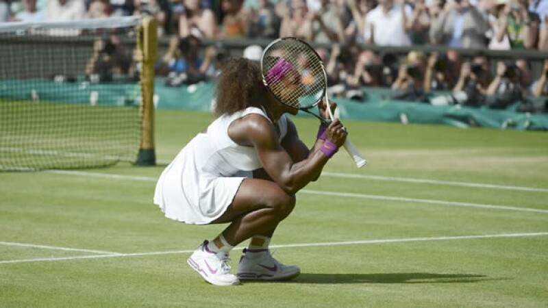 Serena Williams semifinal Wimbledon