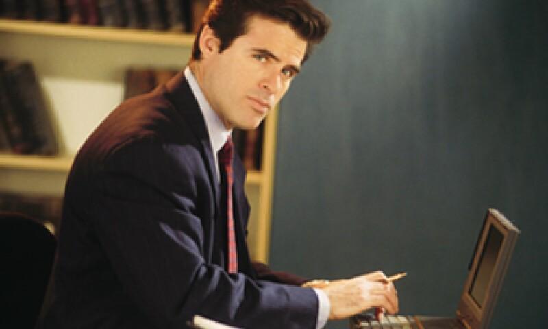 Sólo el 68.4% de egresados en Derecho ejercen como abogados.  (Foto: Thinkstock)