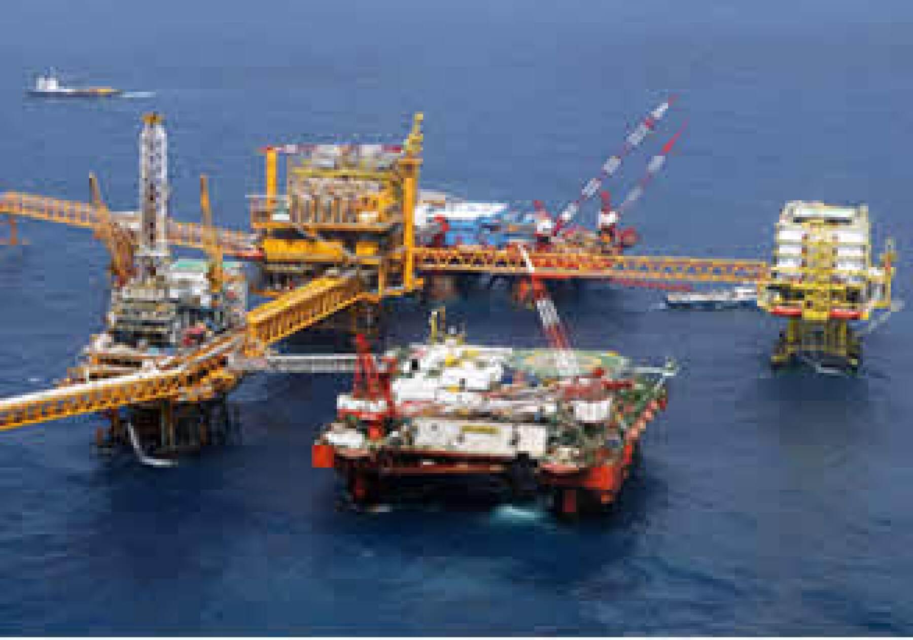 La petrolera registró una caída de 512% en su utilidad neta entre 2007 y 2008. (Foto: Pemex)