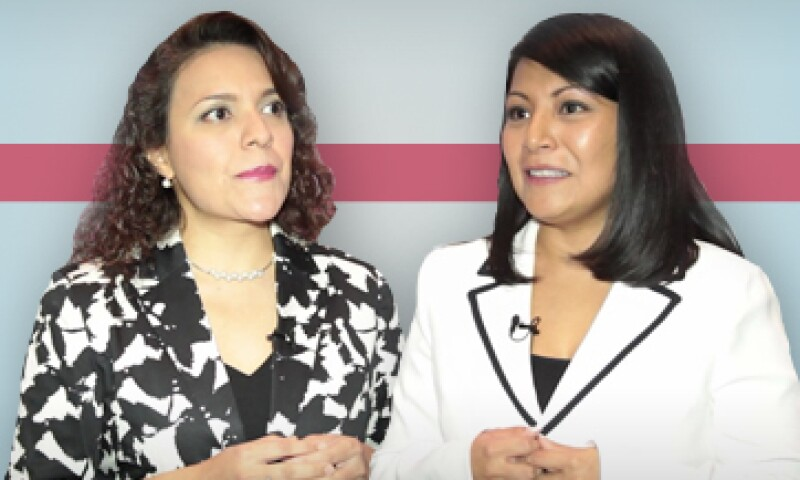 Las lectoras escucharon las experiencias de Carla Juan Chelala y Marcela Velasco, dos de 'Las 50 Mujeres más Poderosas' 2013. (Foto: Especial)