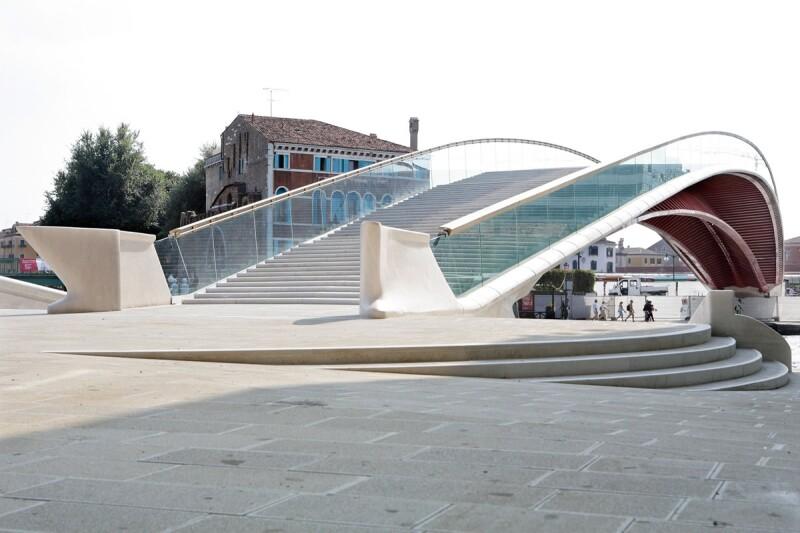 Puente de la Constitución Calatrava