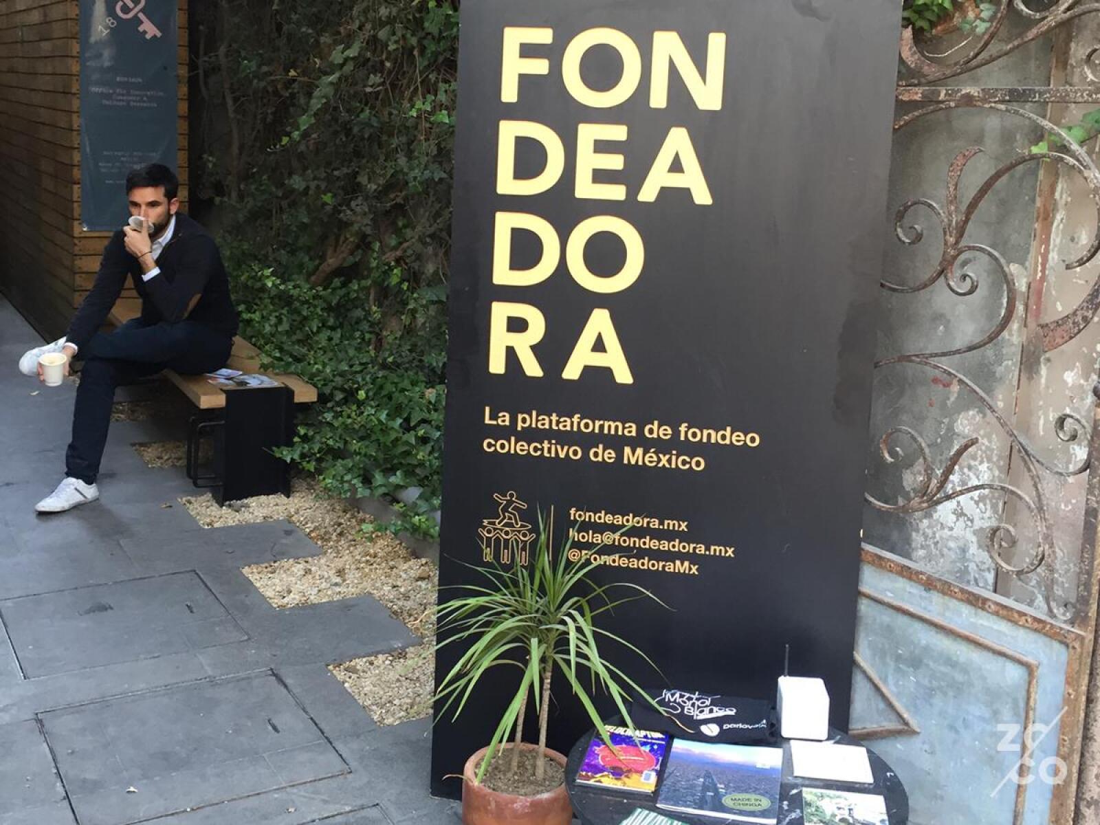 Fondeadora Lam es la primera plataforma en México que impulsa proyectos innovadores, que generan valor para el país por medio del fondeo colectivo.