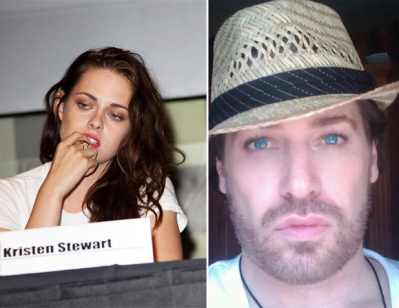 Mientras su ex pareja Robert Pattinson está viviendo en la casa de Reese Witherspoon, la actriz encontró refugio en el hogar del productor Giovanni Agnelli.