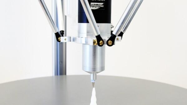 Impresora 3D con materiales líquidos