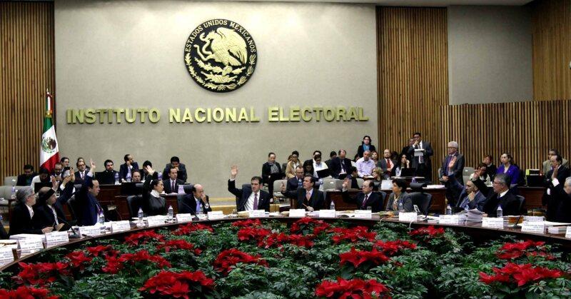Los gastos de campaña que no sean comprobados por partido o candidatos podrán ser solicitados por el INE.
