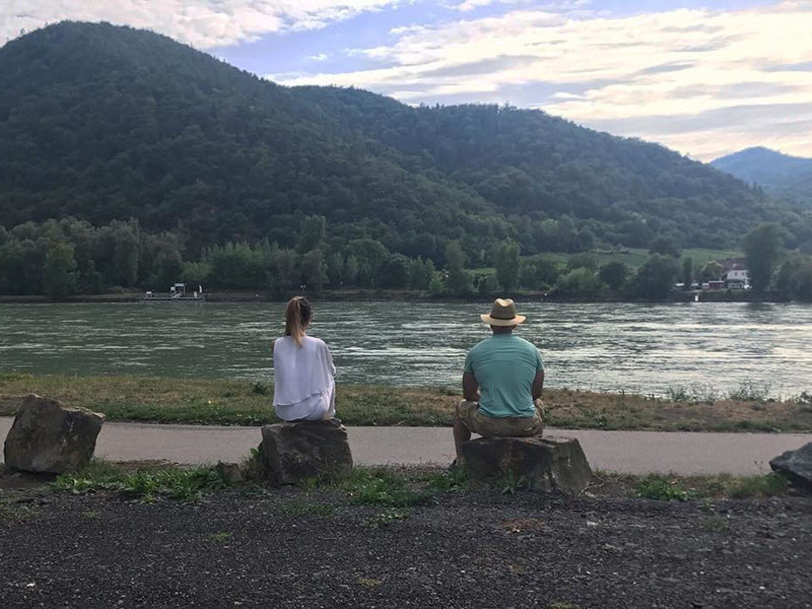 erika zaba y francisco en austria