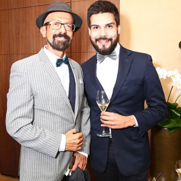 Oscar Román y Guillermo Fernández