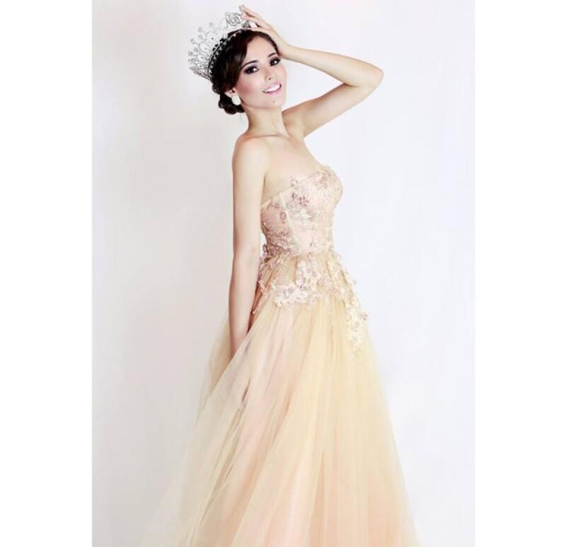 Josselyn Garciglia Bañuelos fue la ganadora este fin de semana de Nuestra Belleza México 2013.