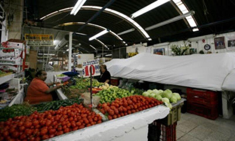 En México, los precios de los alimentos registraron un alza de 9.0% en agosto pasado. (Foto: AP)