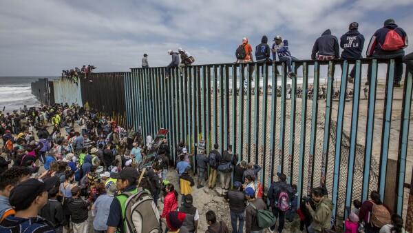 Migrantes y seguridad