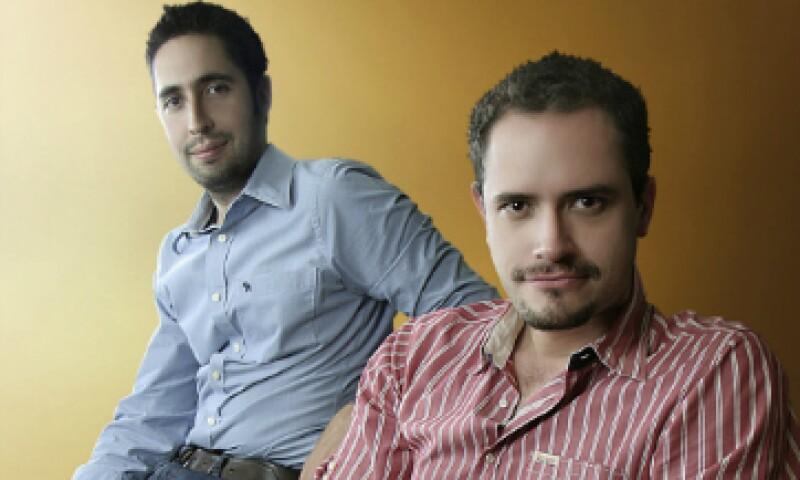 Carlos González y Rodrigo, directivos de Perfect Choice. (Foto: Cortesía de la marca)