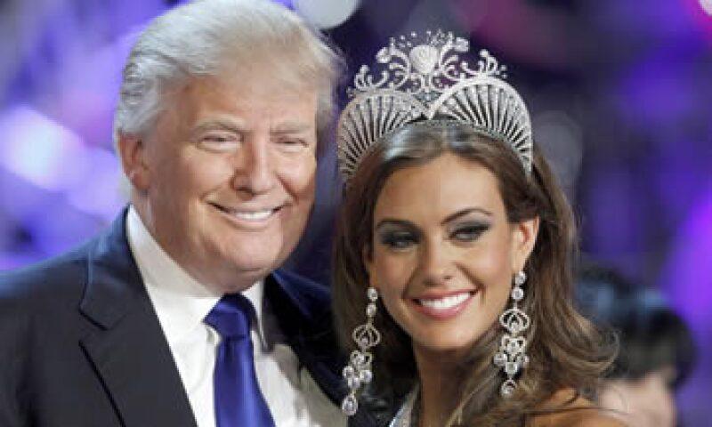 Donald Trump es socio de la empresa que organiza certámenes de belleza como Miss Universo. (Foto: Reuters )