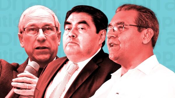 Candidatos Puebla