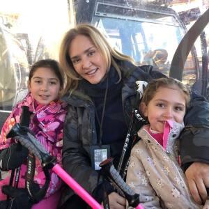 Valentina, Angélica y Mariaginacia