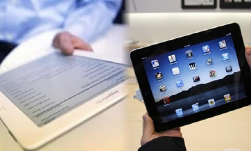 El Kindle se ha vendido bien en la era de la iPad, desafiando las predicciones de que las aplicaciones convertirían al Kindle en un dispositivo marginal. (Foto: Especial)