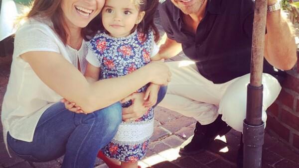 ¿Será que Aitana, hija de Alessandra Rosaldo y Eugenio Derbez, se dedique al deporte?