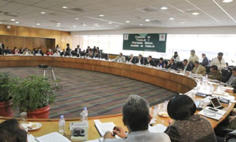 La Comisión del Trabajo de la Cámara de Diputados discutirá el proyecto en lo particular este jueves. (Foto: Notimex)