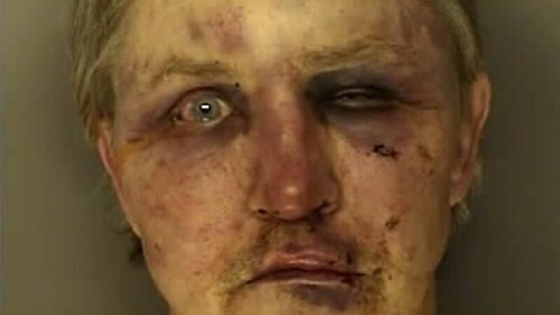 El hombre que fue golpeado por una agresión sexual, según informó la policía de Carolina del Sur