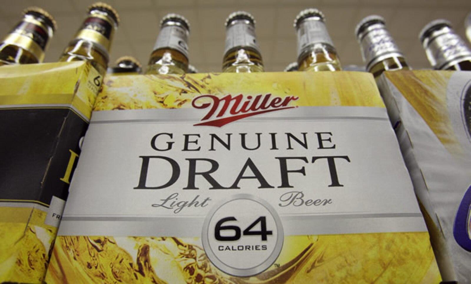 Oriunda de Londres, la firma se fundó en 2002 y vendió más de 21,000 millones de litro de cerveza en 2011.