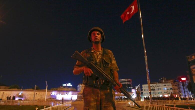 Militares del ejército turco han informado que tiene el control.