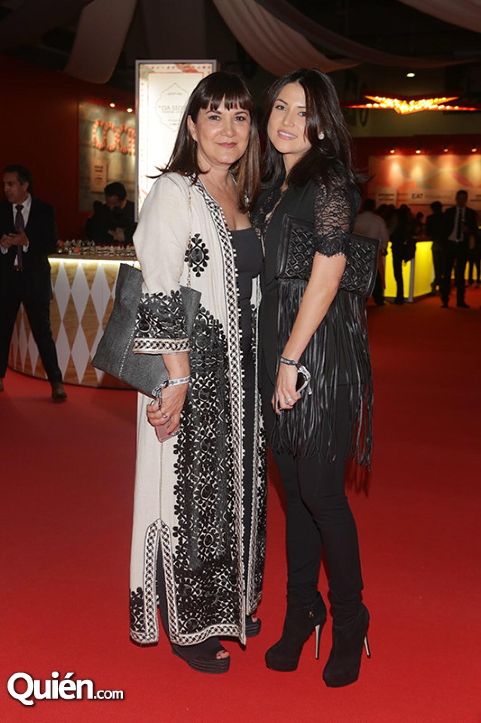 Enriqueta Sánchez y Dioselín Salas