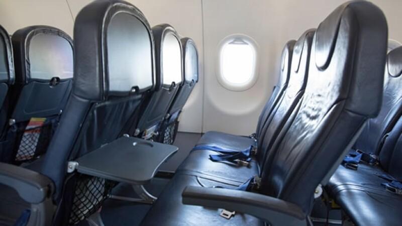 asientos avion
