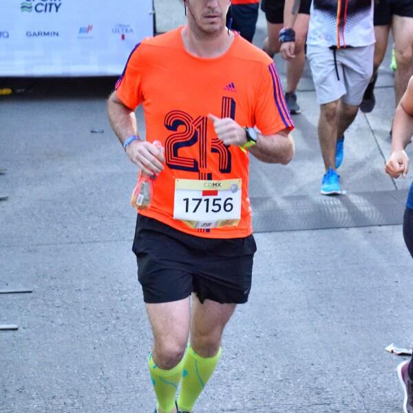 1/2 maratón CDMX