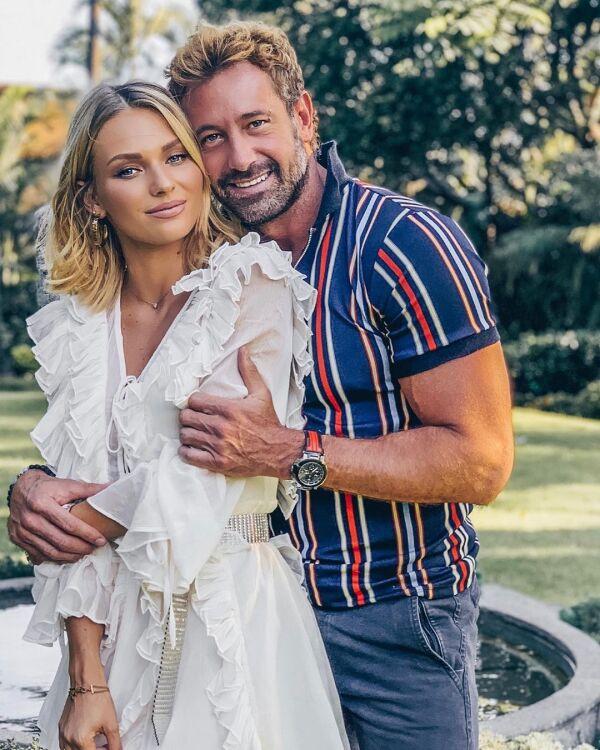 Gabriel soto e Irina Baeva
