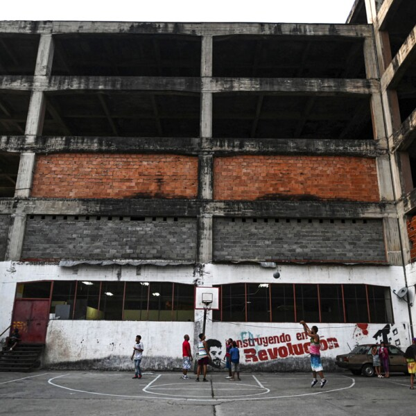 Edificios invadidos en Venezuela-10