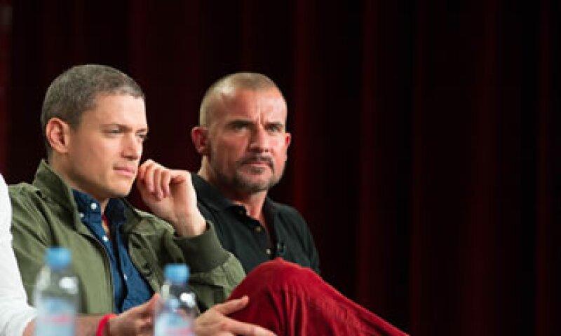 Wentworth Miller y Dominic Purcell regresarán al nuevo proyecto de Fox. (Foto: Getty Images)