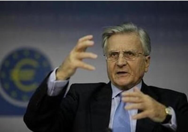 El presidente del Banco Central Europeo, Jean-Claude Triceht participó en el Congreso Bancario Europeo. (Foto: Reuters)