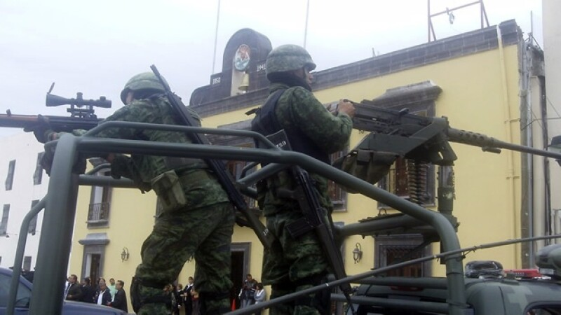 Ejército San Fernando Tamaulipas