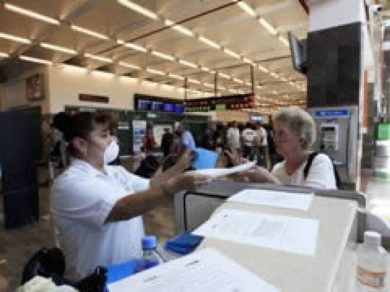 Se prevén daños económicos al turismo. (Foto: Notimex)