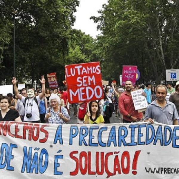 indignados 15-m portugal 2