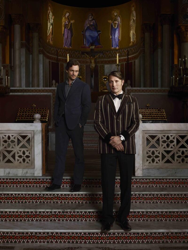 Mads Mikkelsen y Gillian Anderson están de regreso en la tercera temporada de la aclamada serie de AXN, ahora siguiendo con su particular estilo de vida desde Florencia, Italia.