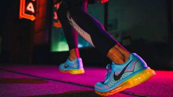Nike cotiza en el mercado estadounidense a través de la Bolsa de Nueva York desde marzo de 1984. (Foto tomada de: @nikecorremx)