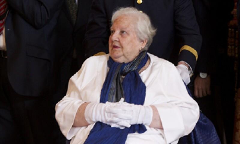 Carmen Balcells llevó al éxito a Gabriel García Márquez y a otros escritores latinoamericanos (Foto: Getty Images/Archivo )