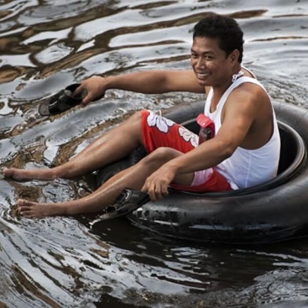 bangkok tailandia inundaciones 03
