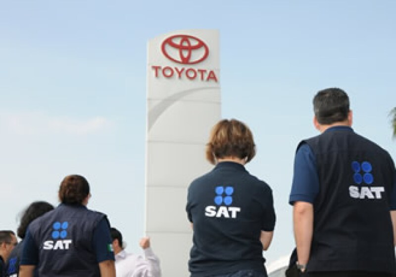 El SAT busca frenar este tipo de abusos por parte de las empresas. (Foto: Cortesía SAT)