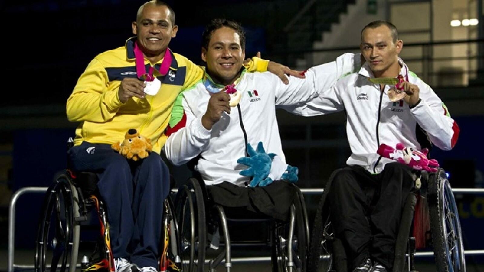 Pedro Rangel (Mexico) gold medal