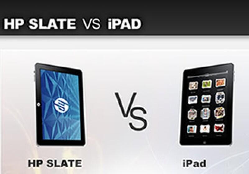 HP y Microsoft anunciaron que trabajaban en su propia 'tablet' llamada Slate antes de la salida de la iPad. (Foto: Archivo)