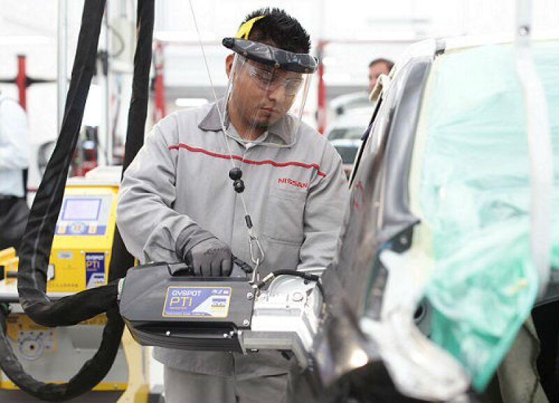 taller reparaciones Nissan