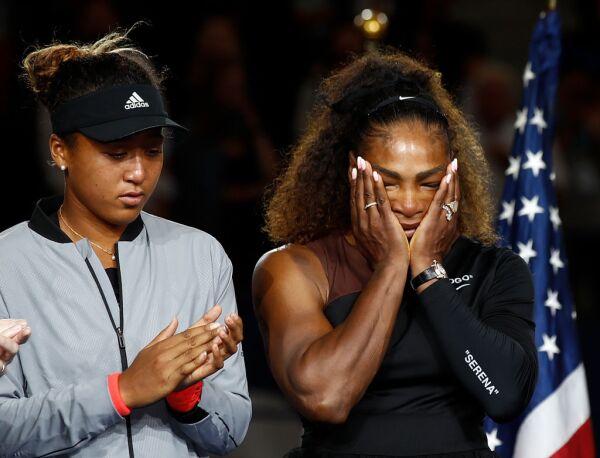 Serena Williams US Open 2018