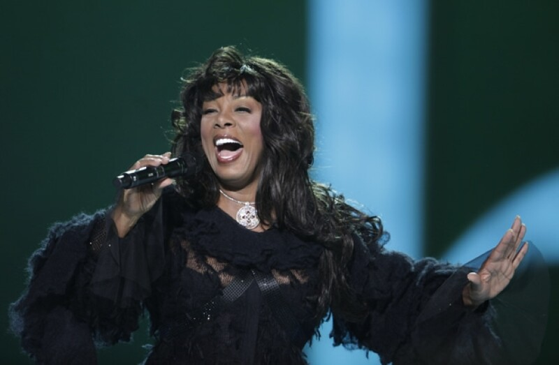 La cantante, también conocida como la reina de la música disco, falleció esta mañana después de una larga lucha contra el cáncer.