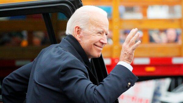 Las ventajas de Biden