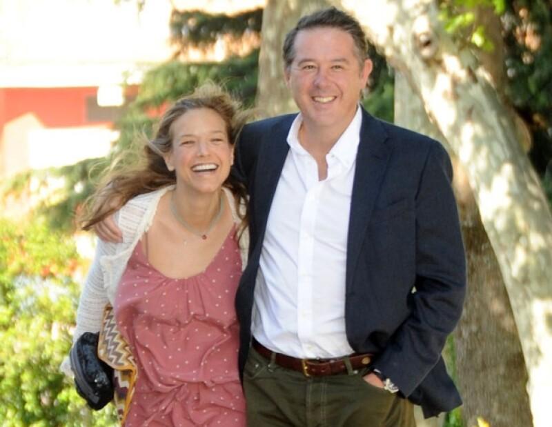 Irene y José María dos personajes muy reconocidos de la sociedad española.