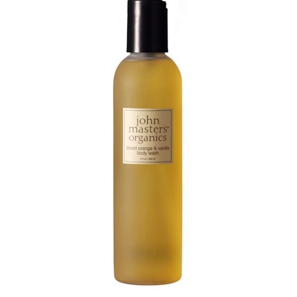 John Masters Organics: Blood Orange and Vanilla Body Wash. 325 pesos. Spa Tina Belo: Colima 385, casa 3, colonia Roma.